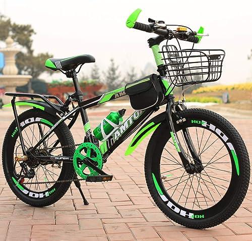 mas barato Defect Defect Defect Niños Bicicleta Sola Velocidad Shift Estudiante Coche al Aire Libre Racing Mountain Bike  a la venta