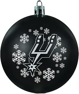 NBA San Antonio Spurs Shatterproof Ornament