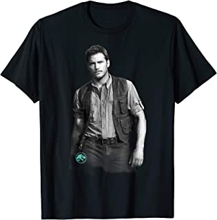 Jurassic World Chris Pratt Swag Graphic T-Shirt