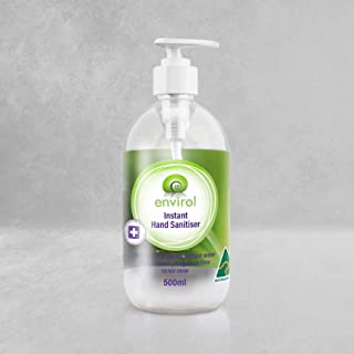 Envirol Hand Sanitiser, 500 milliliters