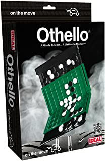 Ideal Othello On the Move Travel Game