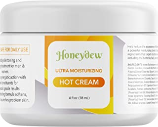Premium Hot Cream Sweat Enhancer - Firming Body Lotion for Women and Men and Body Sculpting Cellulite Workout Cream - Invi...