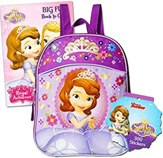 Disney Sofia the First Preschool Backpack Toddler (11