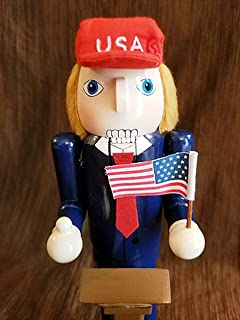 President Nutcracker Limited Edition Collectible Figure
