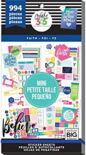 The Happy Planner - Value Pack Stickers - Faith (Limited Edition)