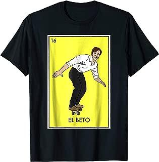 Vote for Beto Loteria Card, ORourke for Texas Senate T-shirt