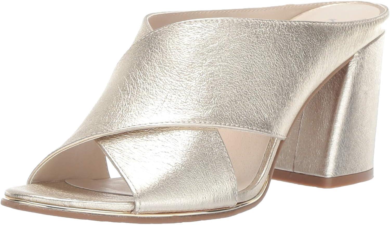 Kenneth Cole New York Women's 7 Lyra X-Band Heeled Sandal