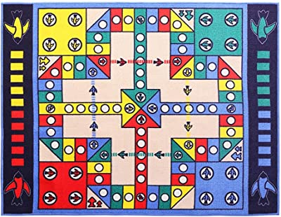 Montessori Materials Accessories Children Playing Mat Working Rug 17.7 x 27.6 in