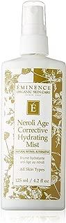 Eminence Organics Neroli Age Corrective Hydrating Mist, 4.2 Ounce