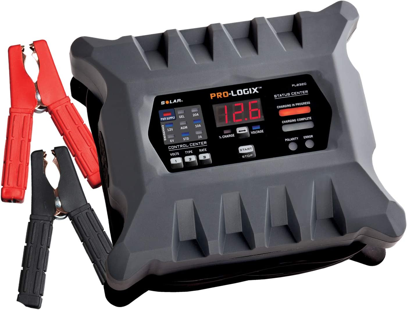 Solar Clore Automotive PL2320 20-Amp Fully-Automatic Smart Charger $67.99 Coupon