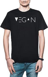 Rundi Vegan Me Hombre Camiseta Negro Todos Los Tamaños - Men's T-Shirt Black