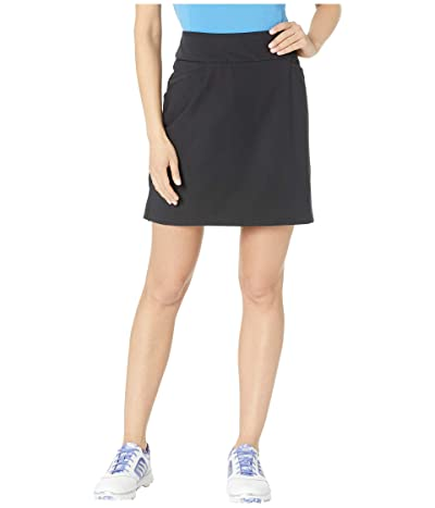 adidas Golf Adistar Pull On 18 Skort (Black) Women