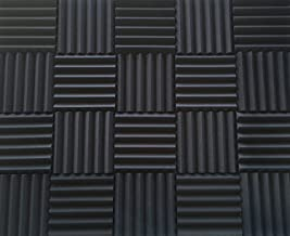 Soundproofing Acoustic Studio Foam - Wedge Style Acoustic Foam Panels 12