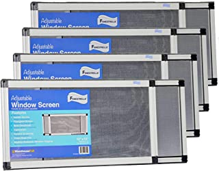 Fenestrelle Adjustable Window Screen, 2 Way Adjustable, Horizontal, (10