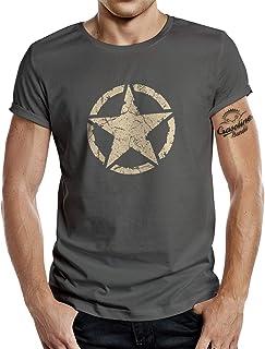 Classic T-Shirt für den US-Army Fan: Vintage Star