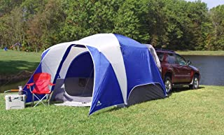 SUV Tailgate Tent Attachment Tents for Camping 5 Person...