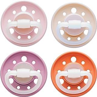 Fopspeen Cherry®, latex, maat 1 (0 - 6 maanden) meisje