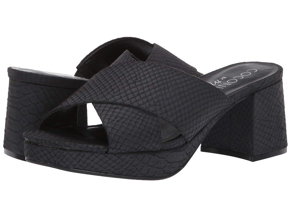 Matisse Coconuts Cleo Heeled Sandal (Black) Women