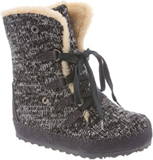 BEARPAW Girls Suzy Slipper Boot