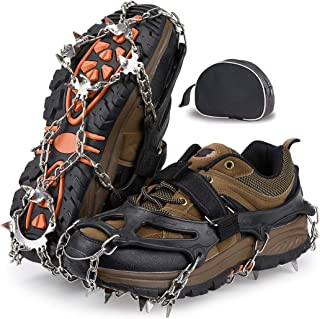 Best slip on crampons Reviews