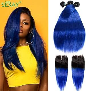 Best remy blue virgin hair Reviews