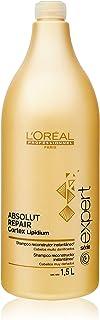 Absolut Repair Cortex Lipidium Shampoo, 1500 ml, L'Oreal Professionnel