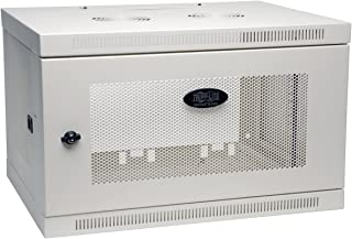 Tripp Lite 6U Wall Mount Rack Enclosure Server Cabinet, 16.5