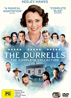 The Durrells: Season 1-4 Complete Collection [8 Discs] (DVD)