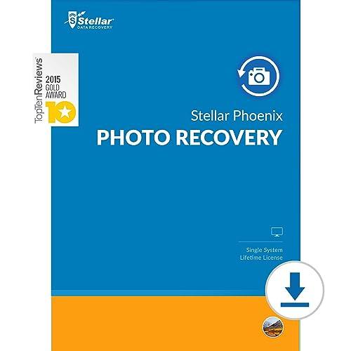 Stellar Phoenix Photo Recovery (Mac) [Download]