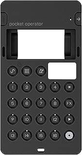Teenage Engineering CA-X Silicone Protective Case for all Pocket Operator - PO-12, PO-14, PO-16, PO-20, PO-24, PO-28, PO-32, PO-33, and PO-35