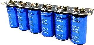 Capacitors Super Fara Condenser Automotive Electronic Rectifier 16V8 3F 2.7 V500F Screw Hole Large Capacity Capacitor