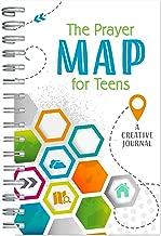 The Prayer Map for Teens: A Creative Journal (Faith Maps)