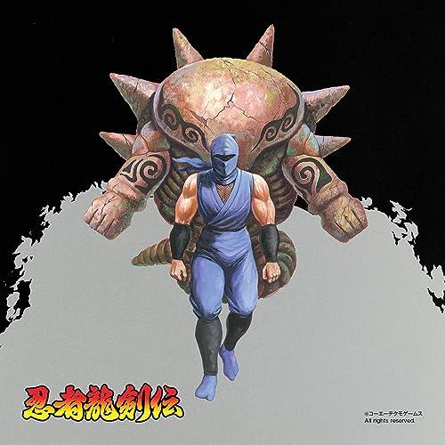 忍者龍剣伝 オリジナルサウンドトラック コンプリートコレクション