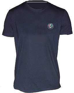 Alfa Romeo Racing Navy Logo Tee