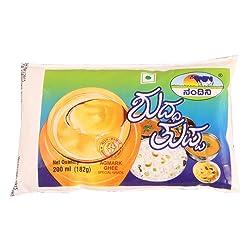 Nandini Pure Ghee, 200ml Pouch