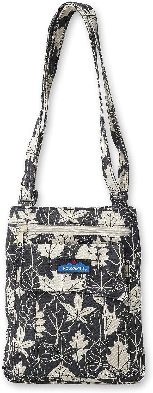 KAVU Keeper Semi Padded Sling Canvas Crossbody Bag