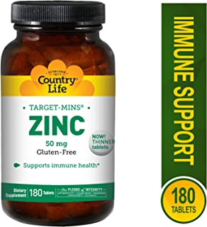 country life zinc picolinate