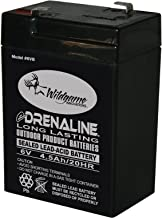 Wildgame Innovations 6-Volt eDRENALINE Tab Style Rechargeable Battery