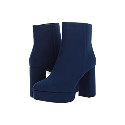 Chinese Laundry Nenna Boot (Navy Micro Suede) Women
