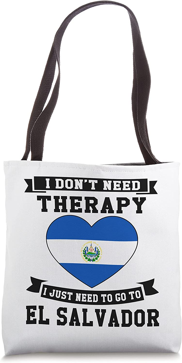 I Don't Need Therapy Just To Salvador Philadelphia Mall Tote Japan Maker New Go Bag El