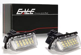 80系 ノア/ヴォクシー/エスクァイア LED ライセンスランプ ナンバー灯 ハイブリッド対応 NHP10 アクア/AVV50 カムリ / AZK10 SAI サイ 後期