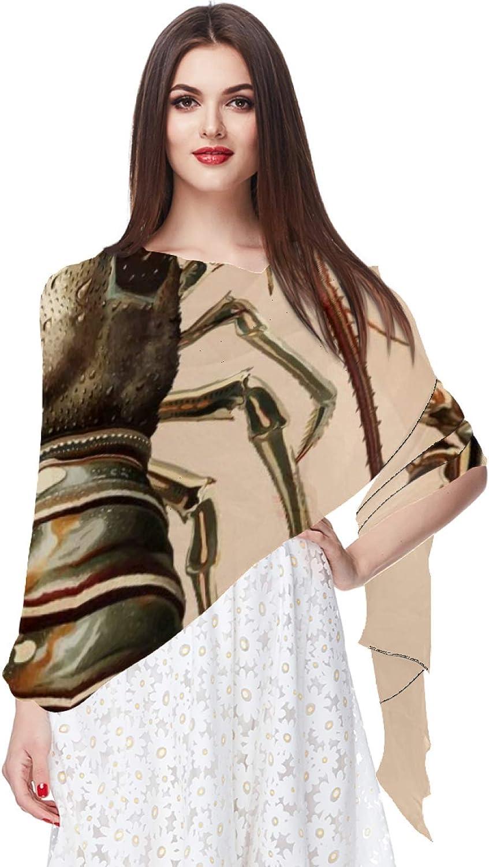 Scarfs for Women Lightweight Scarf Shawl Fashion Scarves Sunscreen Shawls,European Lobster