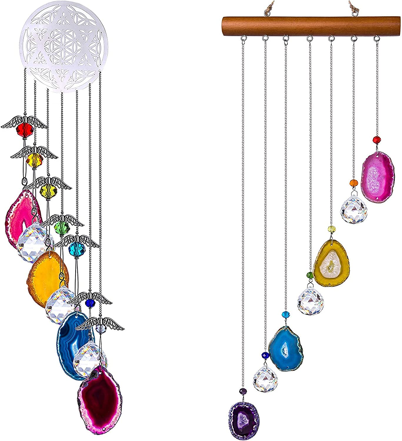 Hanging Crystal Suncatcher Prism Rainbow Natu with Maker Tampa Mall New Orleans Mall Pendant