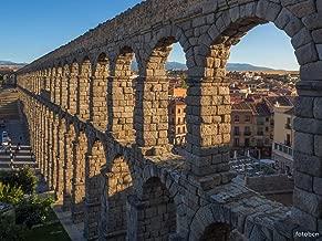 GIFTSTICY H312 Segovia Im/án para Nevera Spain Travel Fridge Magnet