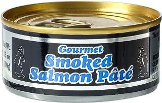 Tony's Gourmet Smoked Salmon Pate 3.5 oz.