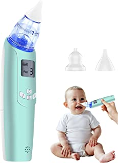 Baby Nasal Aspirator – Electric Nose Suction for Baby – Automatic Booger..