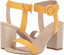 Yellow Fine Suede