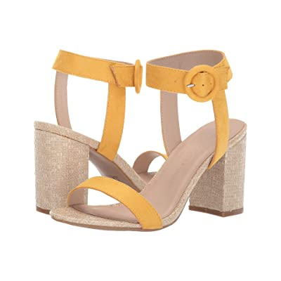 Chinese Laundry Belmont (Yellow Fine Suede) Women