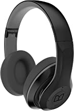 Monster NTune 450 On-Ear Bluetooth Wireless Headphones Latest 2019 Model (Black)