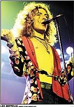 Led Zeppelin Robert Plant 1975 Music Album Rock Roll Vintage Cool Wall Decor Art Print Poster 23.5x33
